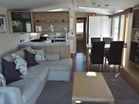 2 Bed 2 Bath Holiday Let/Hire/Rent Caravan - Top of the Range - 5* Rockley Park, Poole