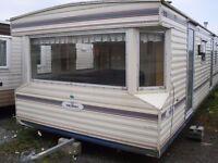 Willerby Jubilee FREE UK DELIVERY 30x10 2 bedrooms 2 bathrooms offsite static caravan over 100