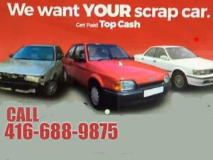 """""WANTED """"""TOYOTA HIGHLANDER 2000 AND UP WE PAY TOP CASH $$$START PRICE $1000 CASH ON THE SPOT  CAII/ TEXT 416-688-9875"