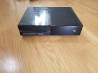 Xbox one 364gb with conteoller and games