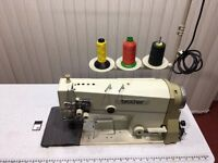 Brother LT2-B872-5 Mark II Two Needle Feed Industrial Sewing Machine