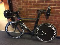 BMC TM01 Time Machine TT bike for sale