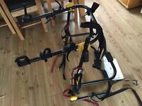 HALFORDS HIGH MOUNT CYCLE CARRIER VGC