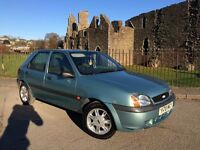 2001 (Y) Ford Fiesta ** ONLY 50,000 MILES ** Fantastic Condition **