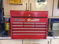 Lovely genuine classic snap on top tool chest
