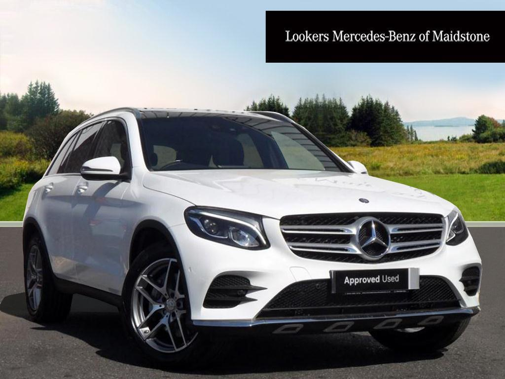 mercedes benz glc class glc 250 d 4matic amg line premium plus white 2016 09 07 in maidstone. Black Bedroom Furniture Sets. Home Design Ideas