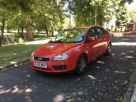 2005 (55) FORD FOCUS GHIA 1.6 PETROL **IDEAL FIRST CAR OR FAMILY CAR + DRIVES GOOD + SPACIOUS**