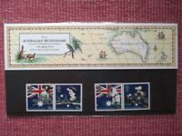 Royal Mail Mint Stamps The Australian Bicentenary 200 Years European Settlement