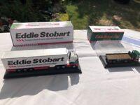 Eddie Stobart model trucks