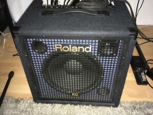 ROLAND KC-350 AMPLIFICATEUR POUR CLAVIER DRUM MICRO GUITARE