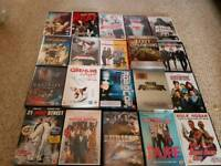Selection of dvd and boxsets some retro and classic.