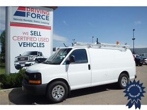 2010 Chevrolet Express Cargo Van All Wheel Drive, 4.3L V8 Gas