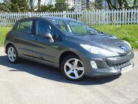 2008 (08) Peugeot 308 1.6 HDi FAP Sport   FULL HISTORY   NEW CAMBELT   DIESEL   2 KEYS   LONG MOT