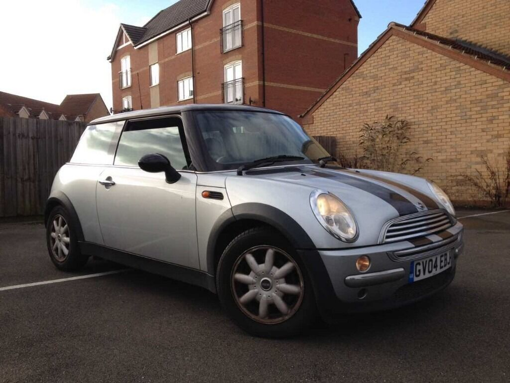 mini cooper r50 2004 1 6 in leicester leicestershire gumtree. Black Bedroom Furniture Sets. Home Design Ideas