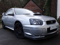 2003 Subaru Impreza WRX Blobeye Silver - Lovely Conditon & Proficiently Modified