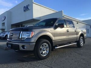 2011 Ford F-150 XTR with Sunroof Remote Start Power Seat and Ped