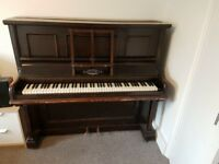 Cheap Upright Melforte Piano in good condition - Peckham/Dulwich