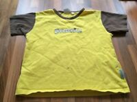 Brownie t shirt (no label but would say 9-10yr, slight marks but still got wear)