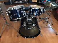 DRum set £110!!! More than half the price I brought it at!!!
