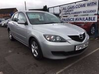 Mazda 3. Sale/Finance Forth Carz NO DEPOSIT REQUIRED