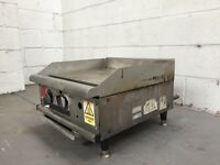 Commercial Gas Flat Grill/ Solid Top