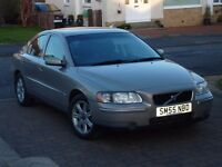 Volvo S60 D5 2005 82000 Miles Diesel Manual New Price