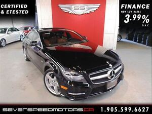 2012 Mercedes-Benz CLS-Class CLS550 4MATIC|$319.74 BW|1YR FREE W