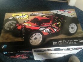 New Thunder tiger eb4 pro competition buggy