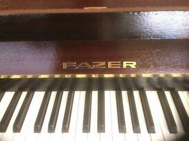 Stunning Fazer upright piano .....SOLD