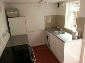 2 bedroom flat with sunny garden, 5 mins from Reading town and station.