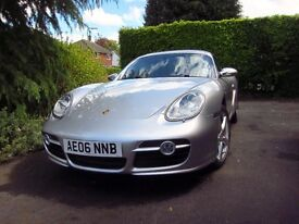 PORSCHE CAYMAN 24V S 2006 - FPSH - excellent condition - fantastic car!