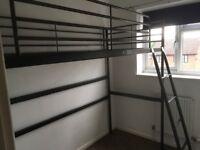 IKEA children's loft bed frame