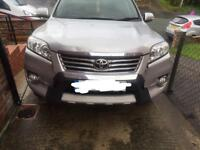 WANTED!!! Toyota RAV4 2010 Front Bumper