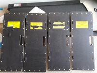 Crawler boards