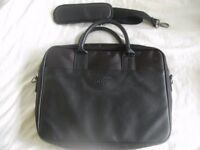 Promo 'James Bond 007' Limited Ed Faux Leather Netbook Laptop Bag..Unused!