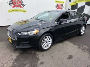 2016 Ford Fusion SE, Automatic, Steering Wheel Controls