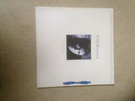 """CLIFF RICHARD 'PRIVATE COLLECTION' DOUBLE 12"""" VINYL. 1979-1988"""