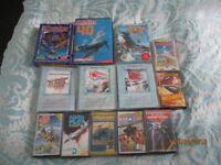 zx spectrum cassette games