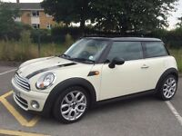 Mini 1.6D immaculate condition low tax lady owner