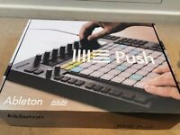 Boxed Ableton Push 1 in mint condition. Bought with best intentions but hardly touched!