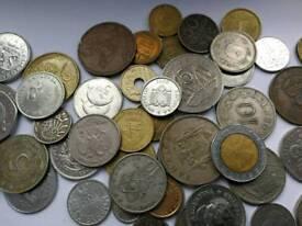 Jablot of world coins 50+