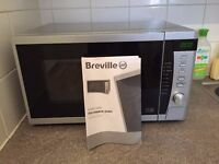 * NEEDS TO GO ASAP! * Breville microwave, great condition