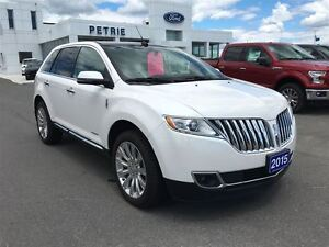 2015 Lincoln MKX AWD, NAV, Heated/Cooled Leather ...