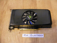 nVidia GTX550Ti graphics card for sale