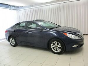 2013 Hyundai Sonata GLS SEDAN w/ BLUETOOTH, HEATED SEATS, SUNROO