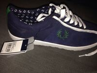 Men's Fred Perry trainers brand new size 7