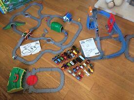 Thomas & Friends Take n play Take along bundle sets and die cast trains