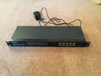 Alesis Midiverb 4 Multi Effects unit with power supply