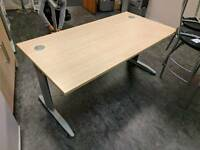 Office desk 1600mm x 800mm