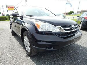 2011 Honda CR-V LX / AUCUN ACCIDENT SELON CARPROOF